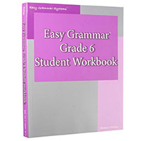 Easy Grammar Grade 6 Workbook