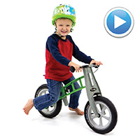 FirstBIKE Racing Balance Bike