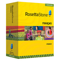 Rosetta Stone Version 3 Homeschool Edition French