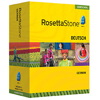 Rosetta Stone Version 3 Homeschool Edition German