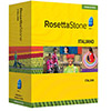 Rosetta Stone Version 3 Homeschool Edition Italian