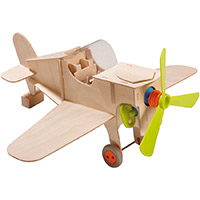 HABA Airplane Assembly Kit