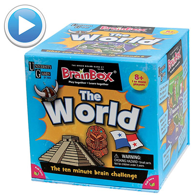 BrainBox World