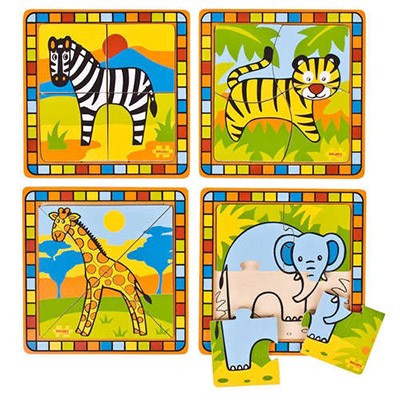 My First Safari Puzzles