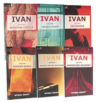 Ivan Books - Set of 6