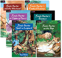 Jungle Doctor Series