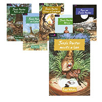 Jungle Doctor II set of 6