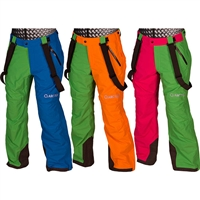 Arctica Adult 50-50 Side-Zip Ski Pant