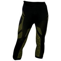 Spyder Men's Captain Baselayer 3/4 Pant