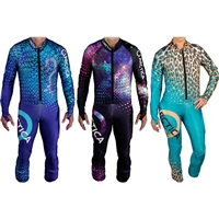 Arctica Print GS Ski Race Suit