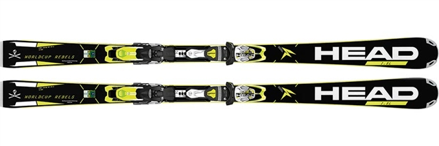 HEAD WC Rebels iSL Race Skis