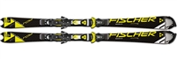 Fischer RC4 WorldCup Junior SL Race Skis