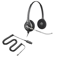Plantronics HW261 SupraPlus Headset w/ Voice Tube - 26716-01 Amplifier/Cisco Direct Connect Cable Bundle