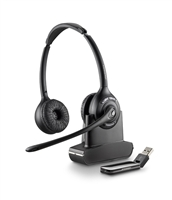 PLANTRONICS SAVI 400 SERIES USB WIRELESS HEADSET SYSTEM