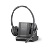 Plantronics Savi W720 Binaural Wireless Headset (Phone + PC + Mobile)