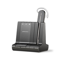 Plantronics Savi W740 Convertible Wireless Headset (Phone + PC + Mobile)