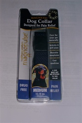 Magnetic collars for arthritis in dogs