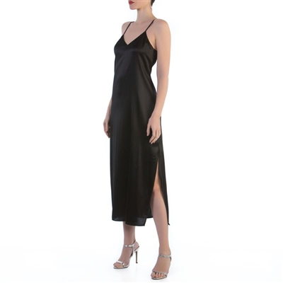 Cotton Club Ardita Long Silk Slip