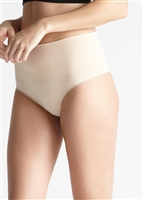 Light nude ultralight seamless high waist shaping thong