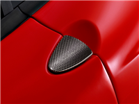 Ferrari F430 Carbon Fiber Door Handle Kit
