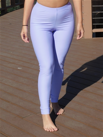 Dance Leggings (Shiny Lycra)