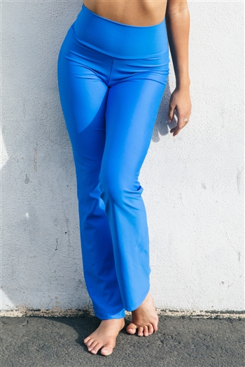 High Waist Dance Pants (Lycra)
