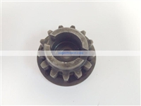 61155 gear crankshaft Lycoming O290D2 (as removed)