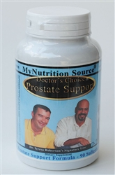 Doctor's Choice Prostate Support
