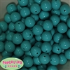 16mm Turquoise Solid Beads