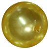 24mm Yellow Pearl