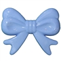 45mm Baby Blue Bow
