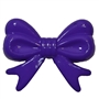 45mm Purple Bow