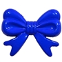 45mm Royal Blue Bow
