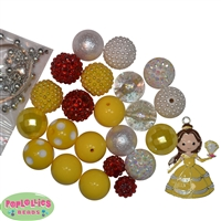 Princess Belle the Beauty DIY Kit