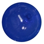 Royal Blue Frosted Bead