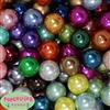 20mm Ultimate Pearl Color Mix of Beads 160 pc
