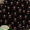 Bulk Cocoa Brown Pearl Beads