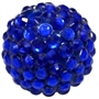 Deep Royal Blue Rhinestone