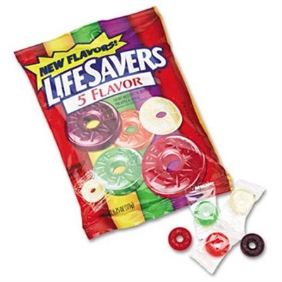 Life Savers Big Bag 6.25oz