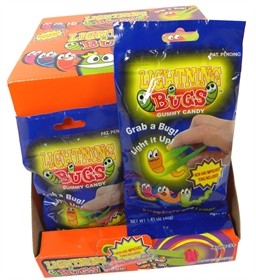 Lightning Bug Gummis - 12/box