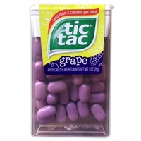 Tic Tac Grape 1oz - 12/box