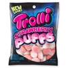 Trolli Gummi Strawberry Puffs 4.25oz Bag