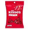 "Hershey's Kisses ""Celebration"" 7 oz Bag - Red **"