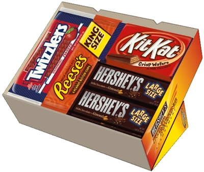 Hershey Fundraising Candy Bars in Bulk