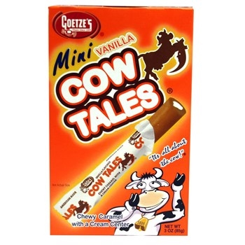 Mini Cowtales Vanilla Theater - 12/box