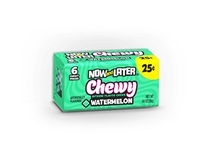 Now and Later Chewy Watermelon - 24/box