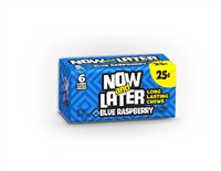 Now and Later Changemaker Blue Raspberry - 24/box