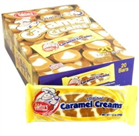 Goetze Caramel Creams - 20/box