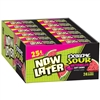 Now and Later Changemaker Extreme Sour - Watermelon - 24/box