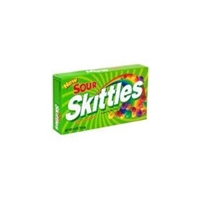 Skittles Sour Theater Pack - 12/box